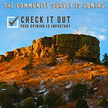 Take a community survey to give feedback about Town services
