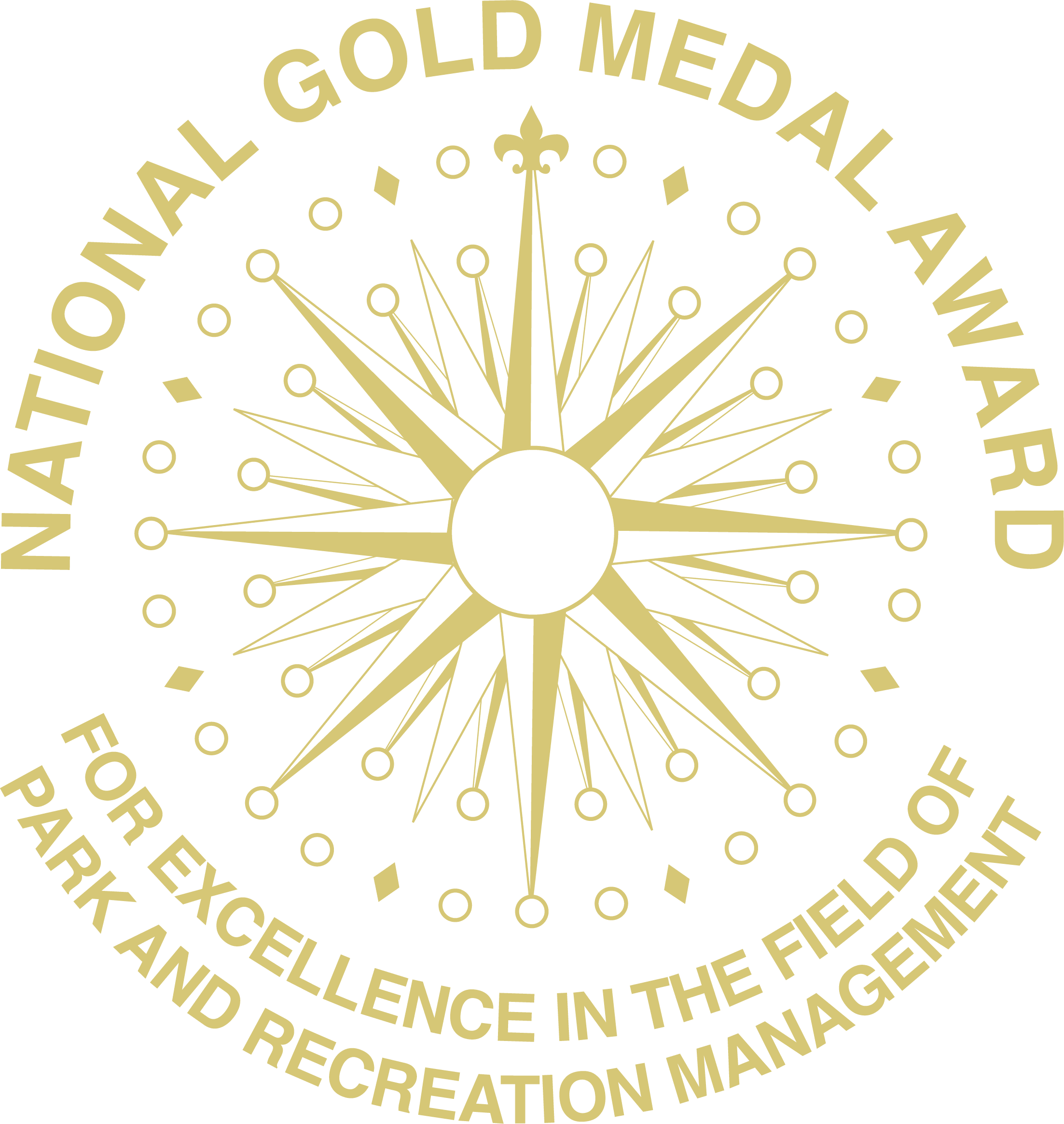 Gold Medal Award Logo_Gold_Transparent Background